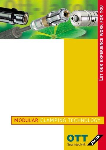 modular clamping technology - OTT-Jakob Spanntechnik GmbH