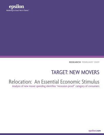 Target: New Movers - Epsilon