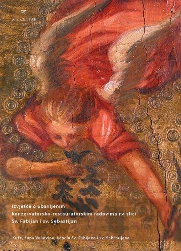 Izvješće o konzervatorsko-restauratorskim radovima na slici Sv ...