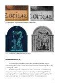 Izvješće o konzervatorsko-restauratorskim radovima na slici Sv ... - Page 4