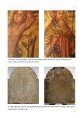 Izvješće o konzervatorsko-restauratorskim radovima na slici Sv ... - Page 6