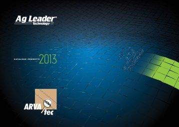 catalogo agleader 2013 - ARVAtec