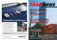 Modernisieren statt Neukauf TRAMNEWS - Hanning & Kahl