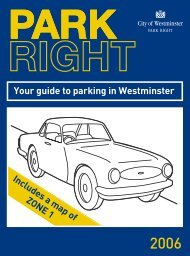 Park Right Guide - FINAL.pdf - Westminster City Council