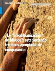 """colombianización"" de México? - Revista Perspectiva"