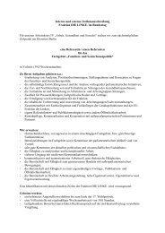 Interne und externe Stellenausschreibung Fraktion DIE LINKE. im ...