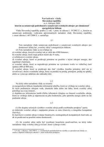 TEST NOVELY - Portál právnych predpisov