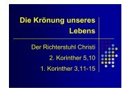 Der Richterstuhl Christi - 2. Korinther 5,10.pdf - Helmut Blatt