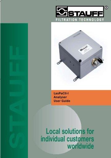 LasPaC II-I (PDF - 0,6 MB) - Stauff