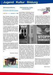 Download des Newsletter als pdf-Datei - LKJ SH eV