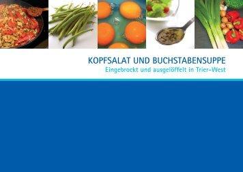 Kochbuch - trier.de - Stadt Trier