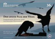 Der letzte Flug der Vögel - Mystikum