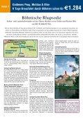 Goldenes Prag, Moldau & Elbe 9 Tage Kreuzfahrt durch Böhmen - Seite 2