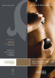 Learn To Love Yourself. - Spa Hotel malta