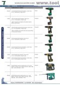 Power Tools & Accessories 2009 Leaflet - toolequip.ie - Page 4
