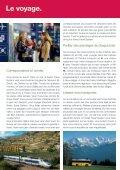 Gornergrat 3089 m Le point culminant de votre voyage Glacier ... - Page 4