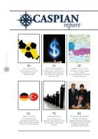 Caspian Report - Issue 06 - Winter 2014 - Page 6