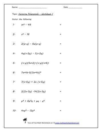 Math Worksheets Function Notation - Function WorksheetsFunction ...