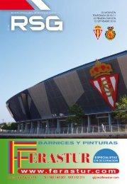 ACTUALIDAD ROJIBLANCA - Sporting de Gijón