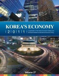 the full publication PDF - Korea Economic Institute