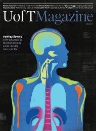 8 MB - University of Toronto Magazine