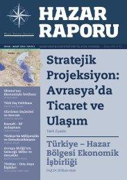 Hazar Raporu - Issue 02 - Winter 2012