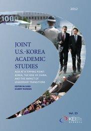 the full PDF article - Korea Economic Institute