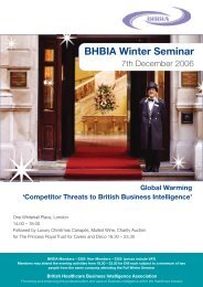 Review the 2006 Winter Seminar programme