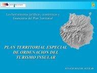 plan territorial especial de ordenacion del turismo insular