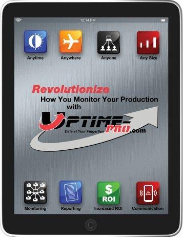 Uptime-PRO Brochure - Productivity Inc.