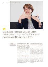 Interview KonzernleiterinLink wird in einem neuen Fenster geöffnet