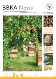 BBKA News - British Beekeepers Association