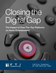 Download Report - FTI Consulting