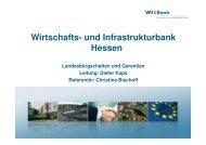 Wirtschafts- und Infrastrukturbank Hessen - Breitband in Hessen