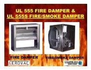 Fire Damper / Smoke Damper / Motorised Fire ... - ASHRAE Qatar
