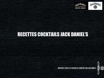 des recettes de Jack Daniel's - c2hnbs.com