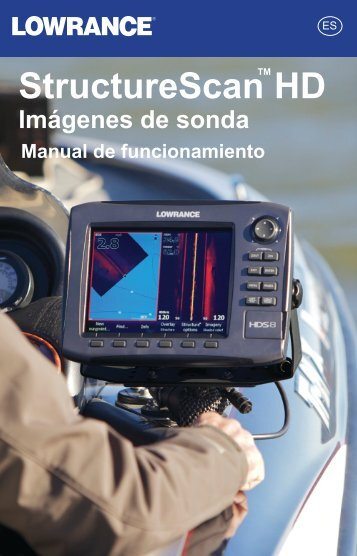 Manual de Usuario - Lowrance