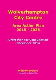 City Centre AAP Draft Plan Main Document