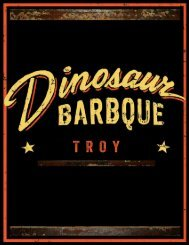 Big Ass - Dinosaur Bar-B-Que