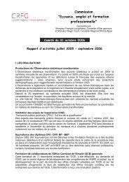 Rapport-Activite_ 28oct06 - CRFG