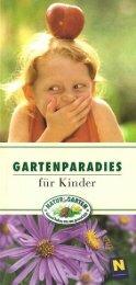 Gartenparadies für Kinder [1,05 MB] - Natur im Garten