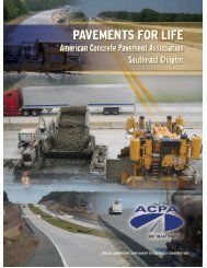 ACPA Insert 07 - American Concrete Pavement Association
