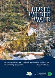 Unser Wilder Wald Nr. 24 Barrierearm - Nationalpark Bayerischer ...
