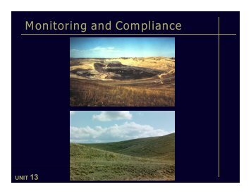 13. Monitoring and Compliance