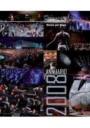 Annual Book 2008 - Auditorium Parco della Musica