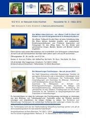 Ausgabe 01/2012 - Landkreis Rosenheim