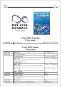 2003 - Kan Merkezleri ve Transfüzyon Derneği - Page 4
