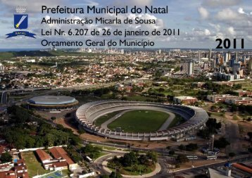 LOA - 2011 - Prefeitura Municipal do Natal
