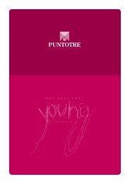 Arredo Bagno Young Puntotre - Arredi Lanzini