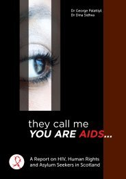 they call me YOU ARE AIDS... - Waverley Care